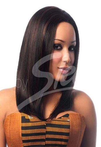 Diva 100% Human Hair Lace Wig Spotlight Luxurious