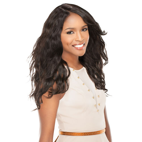 Sensationnel Brazilian Lace Wig Natural Wavy