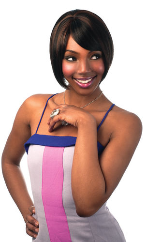 Amma Sleek Synthetic Wig Fashion