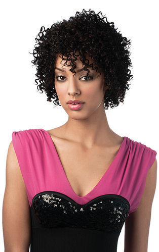Macy Sleek Synthetic Wig Fashion