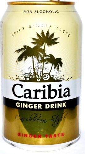 Caribia Ginger Beer (Non Alcoholic) 330ml