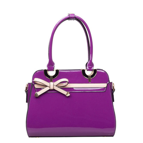 Marthely Tote Bag Purple