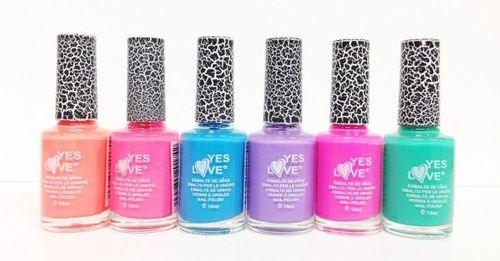 Yes Love Crackle Effect 15ml