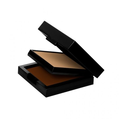 Sleek MakeUp Base Duo Kit Foundation Powder Toffee 18g