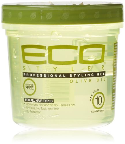 Eco Styler Olive Oil Professional Styling Gel 473ml
