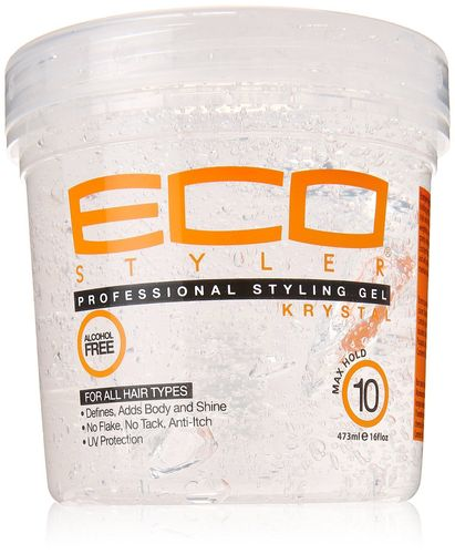 Eco Styler Krystal Professional Styling Gel 473ml