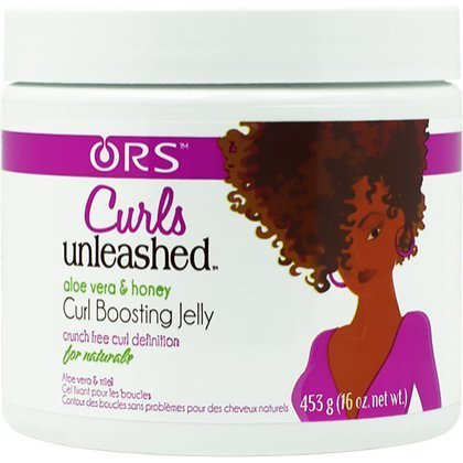 ORS Curls Unleashed Aloe vera & Honey Curl Boosting Jelly 453g