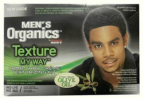 Men´s Texture My Way Comb - Thru Crème Texturizing Kit