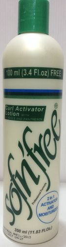 Sofn´free Curl Activator and Moisturizer Lotion 2in1 350ml