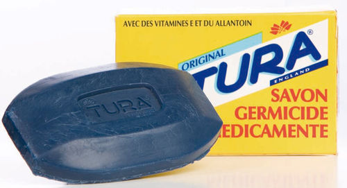Original Tura Germicidal Medicated Soap 65g