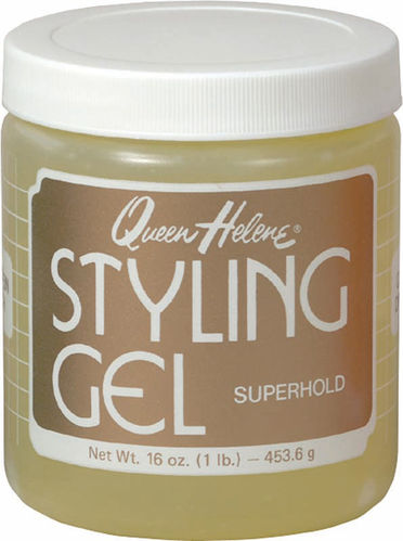 Queen Helene Styling Gel Superhold 454g