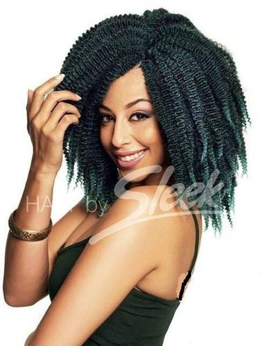 "Kinky Twist Marley 10"" Fashion Idol Express"