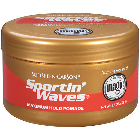 SoftSheen Carson Sportin´Weaves Gel pomade 100ml