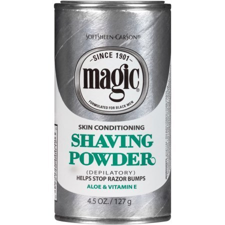 Magic Shaving Powder Skin Conditioning 127g
