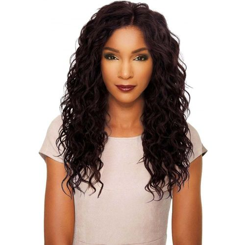 Camellia 100% Human Hair Lace Parting Wig Spotlight Luxurious