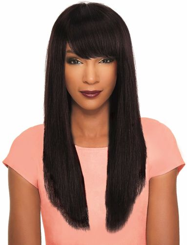 Lotus 100% Human Hair Lace Parting Wig Spotlight Luxurious