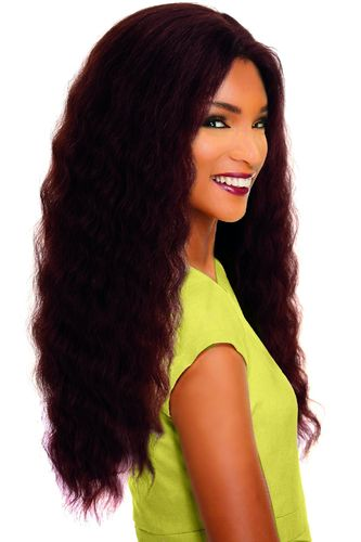 Poppy 100% Human Hair Lace Parting Wig Spotlight Luxurious