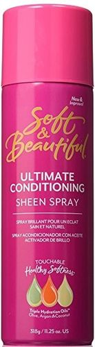 Soft & Beautiful Ultimate Conditioning Sheen Spray 318g