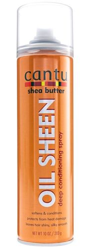 Cantu Shea Butter Deep Conditioning Oil Sheen Spray 283g