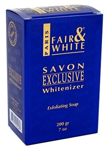 Fair & White Savon Exclusive Whitenizer Exfoliating Soap 200g