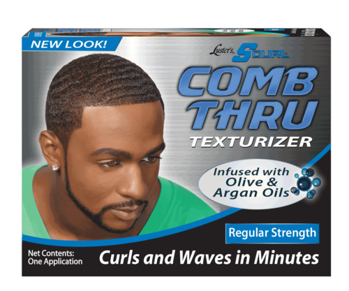 S-Curl Comb Thru Texturizer Regular Strength 1 App