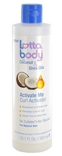 Lottabody Activate Me Curl Activator 300ml