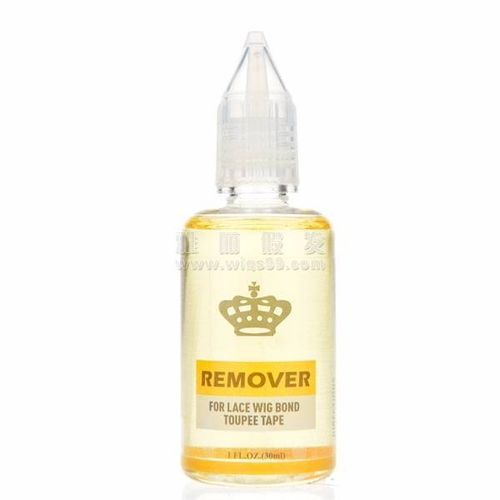 Remover for Lace Wig Bond & Toupee Tape 30ml